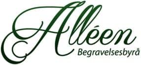 Alleen Begravelsesbyrå Logo