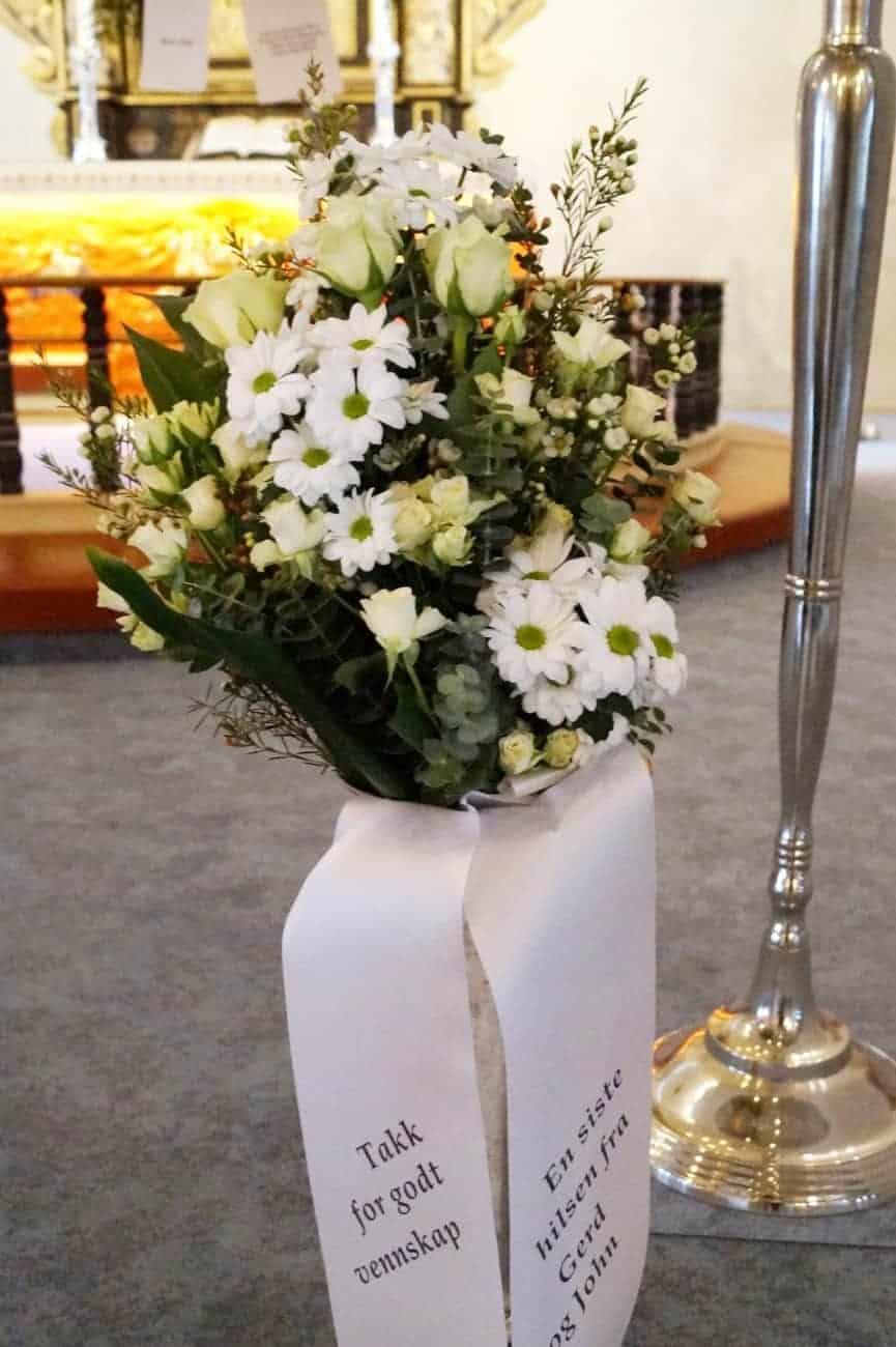 Bukett blomster 03