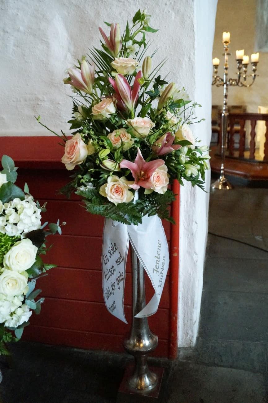 Bukett blomster 10