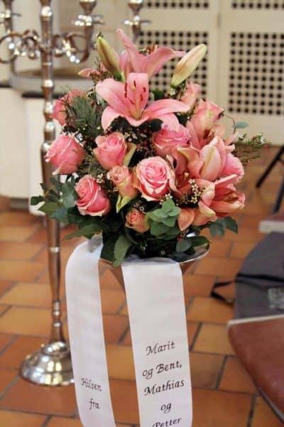 Bukett blomster 13