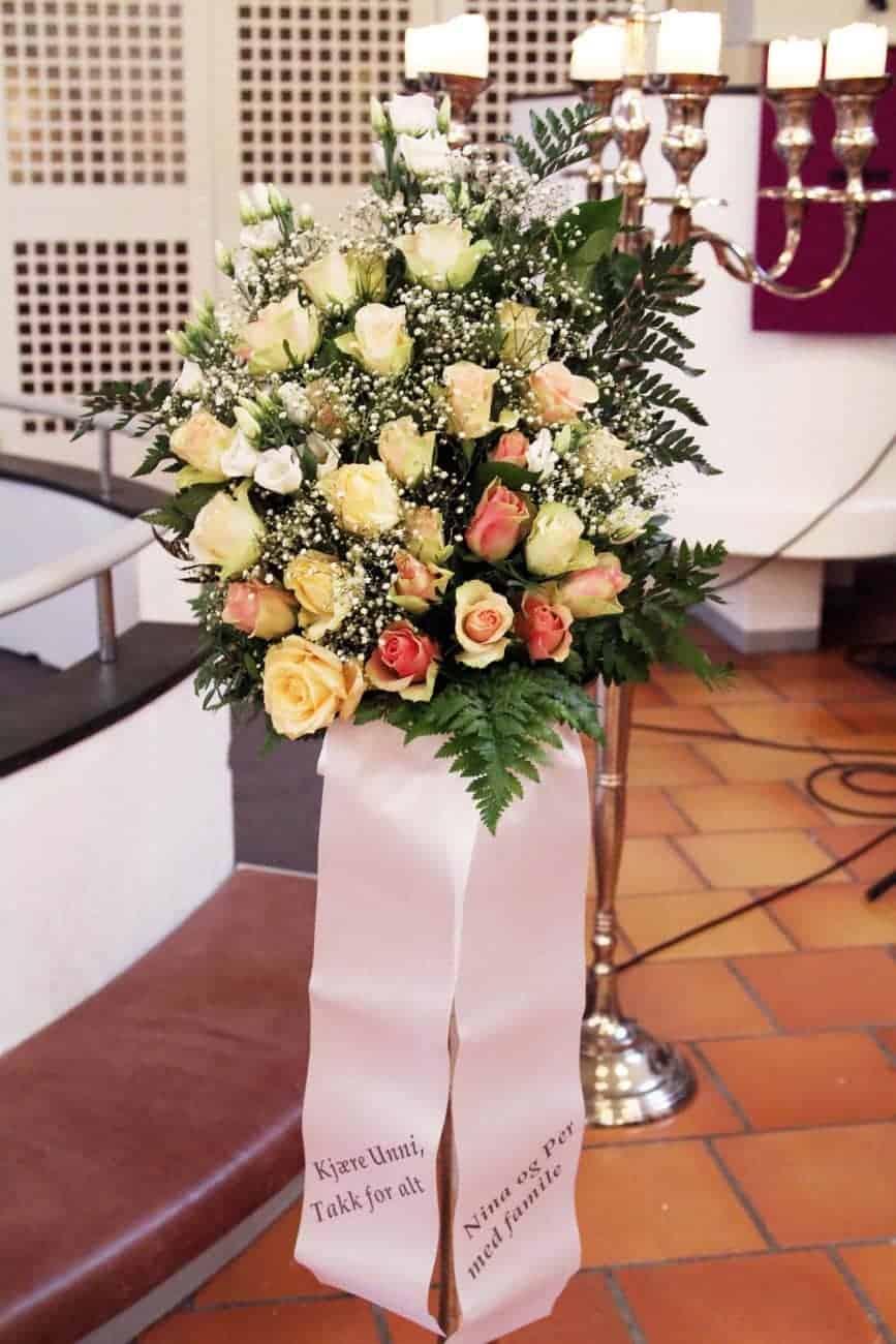 Bukett blomster 15