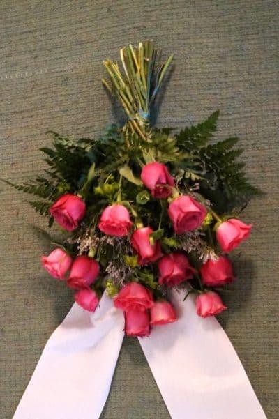 Bukett blomster 23