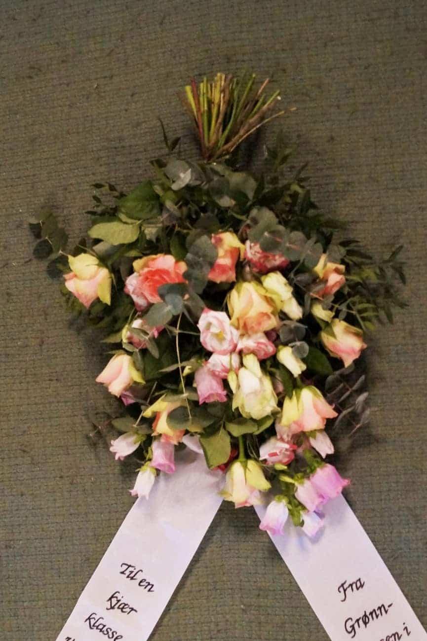 Bukett blomster 24