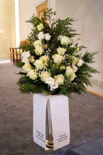 Bukett blomster 25