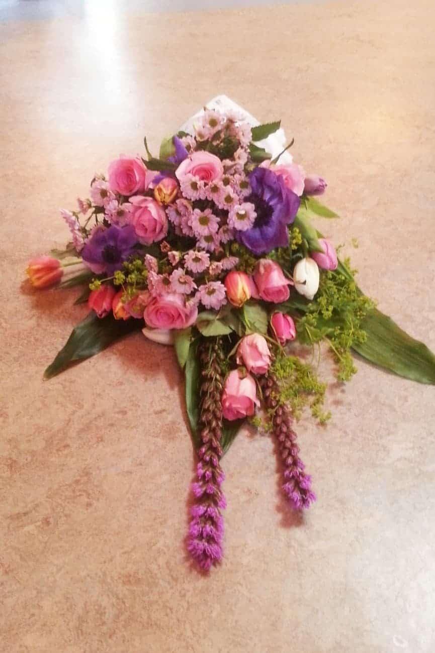 Bukett blomster 26