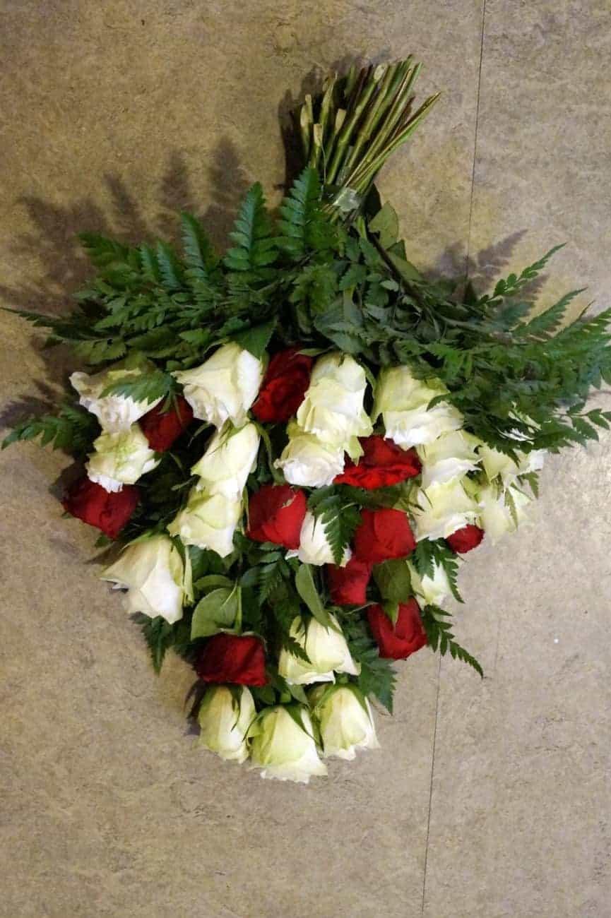 Bukett blomster 27