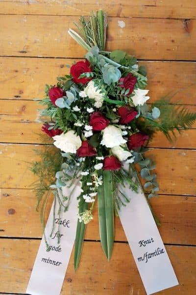 Bukett blomster 30