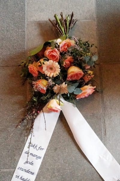 Bukett blomster 33