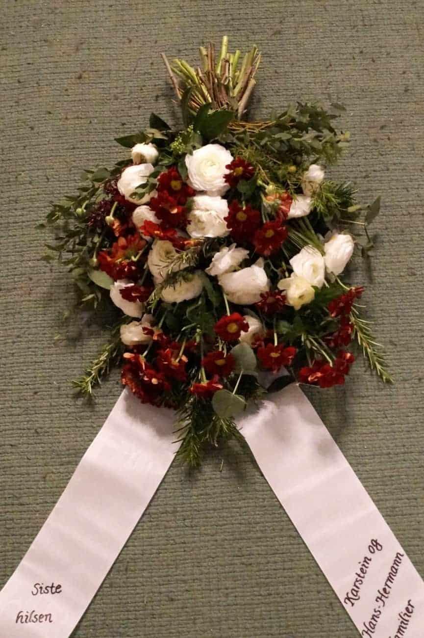 Bukett blomster 35
