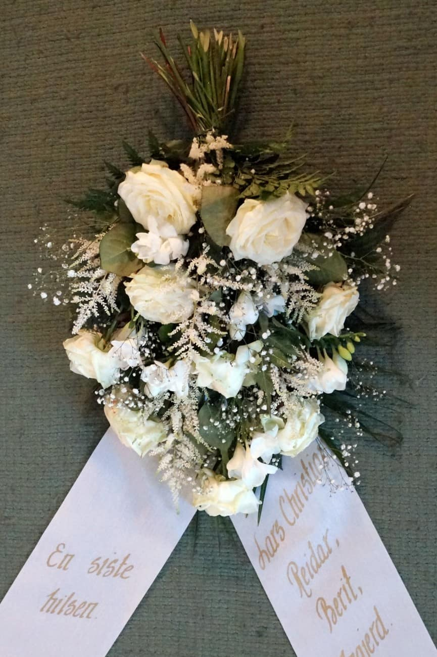 Bukett blomster 36