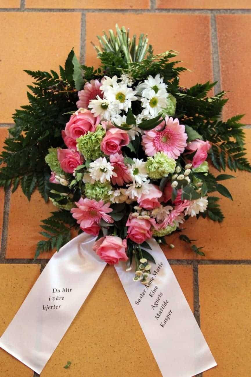 Bukett blomster 37