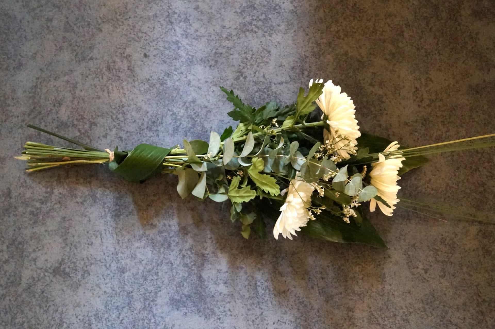 Bukett blomster 38