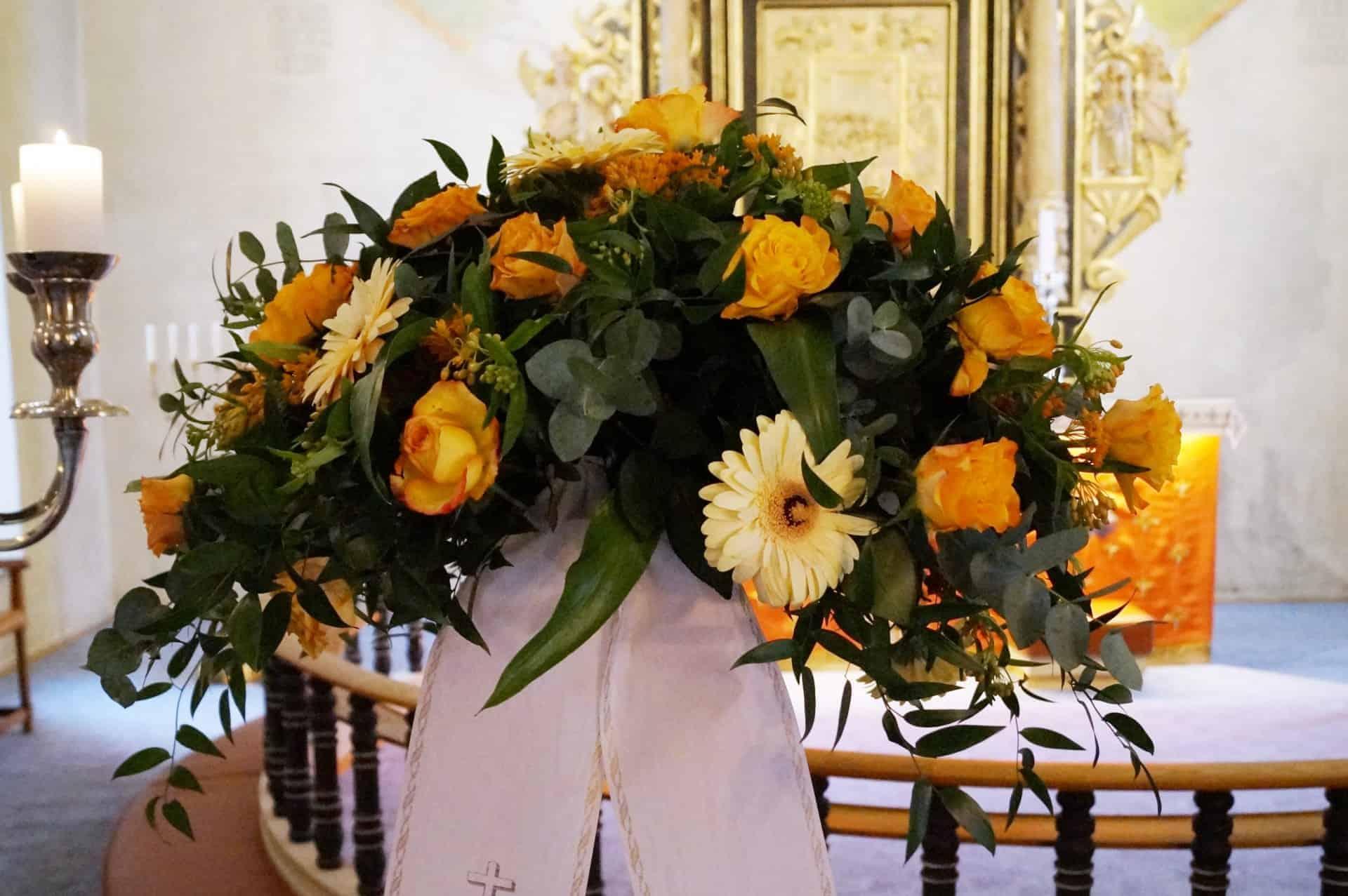 Dekorasjon blomster 01