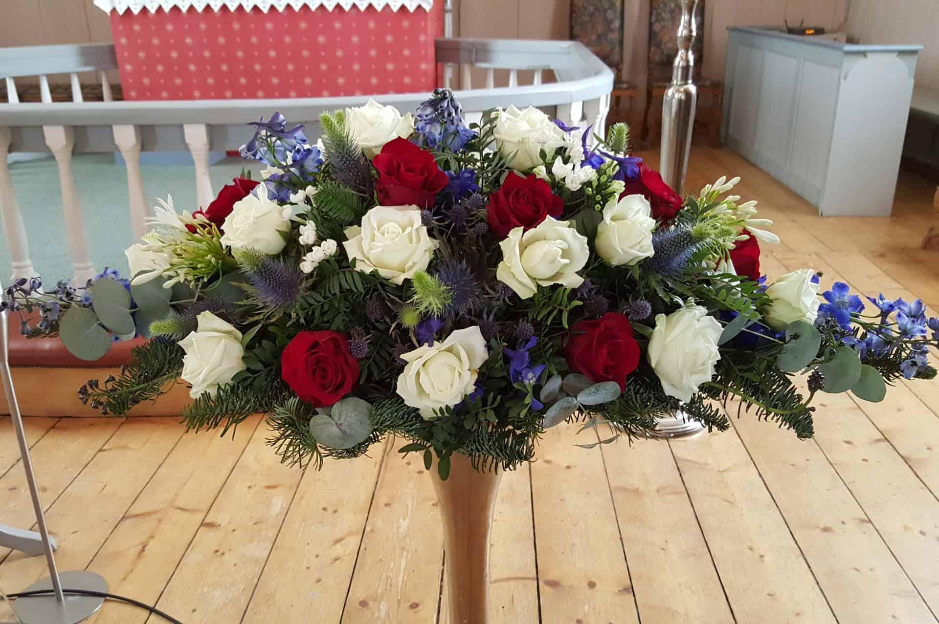 Dekorasjon blomster 03