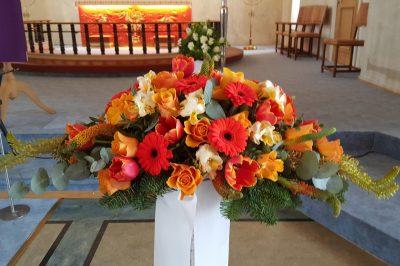 Dekorasjon blomster 05