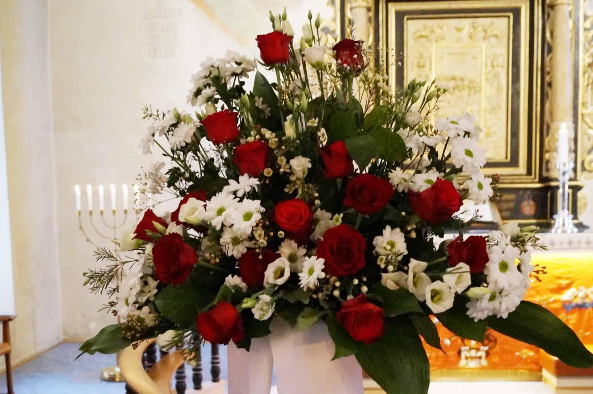 Dekorasjon blomster 08