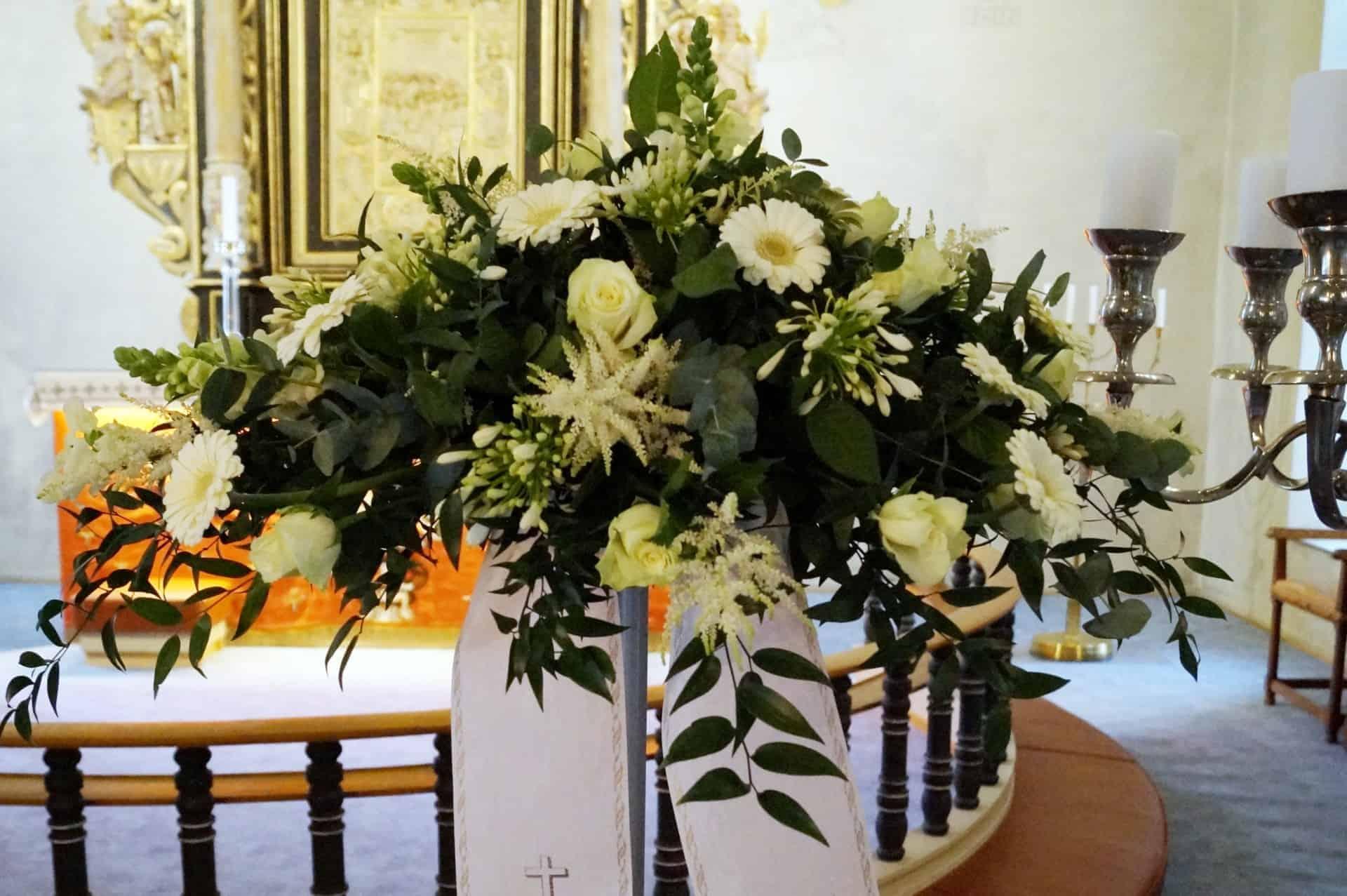 Dekorasjon blomster 09