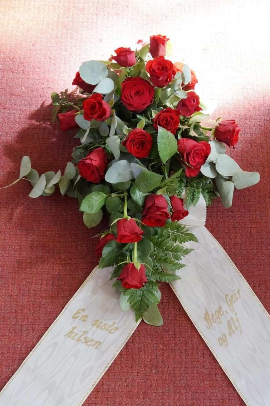 Dekorasjon blomster 16