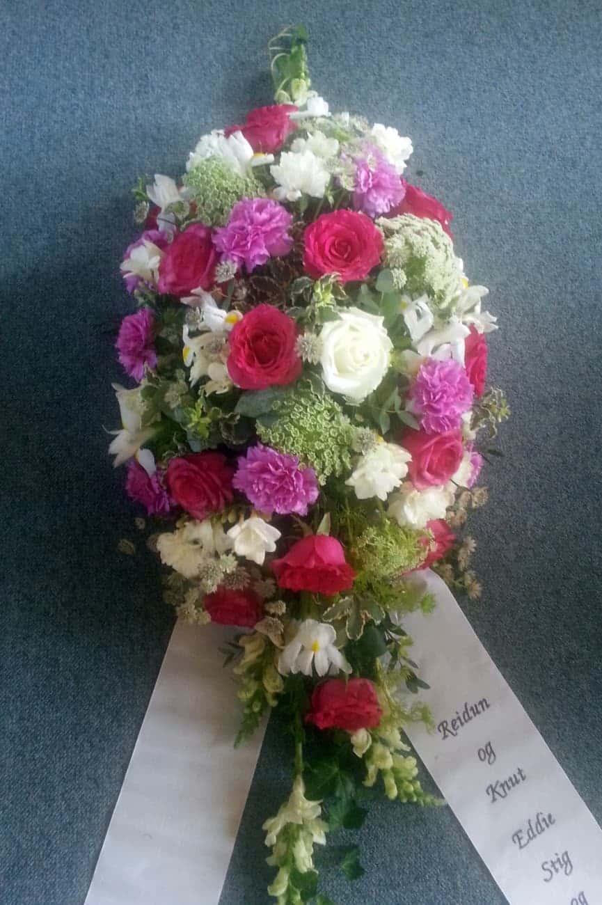 Dekorasjon blomster 21
