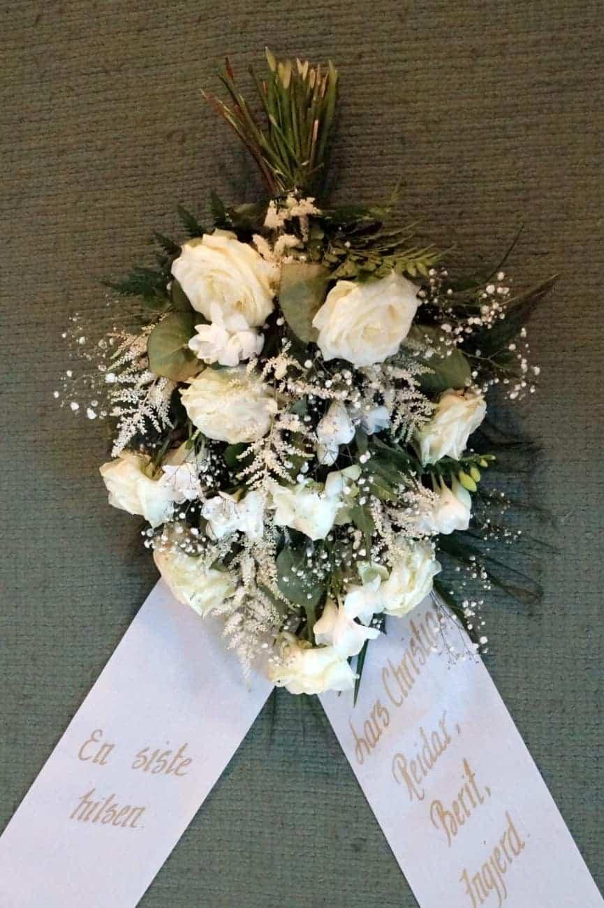 Dekorasjon blomster 22