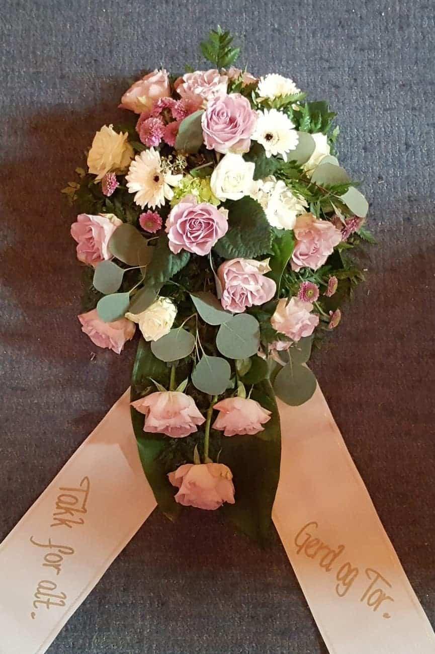 Dekorasjon blomster 24