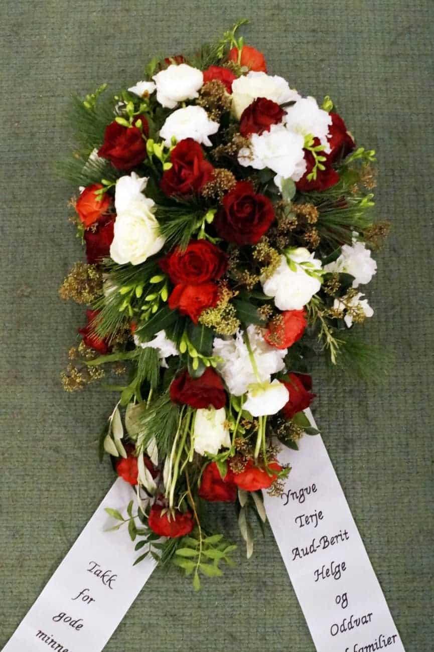 Dekorasjon blomster 29