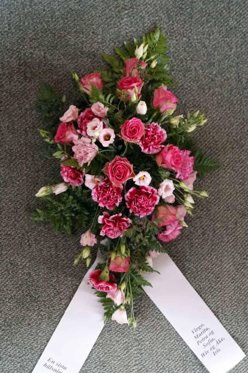 Dekorasjon blomster 32