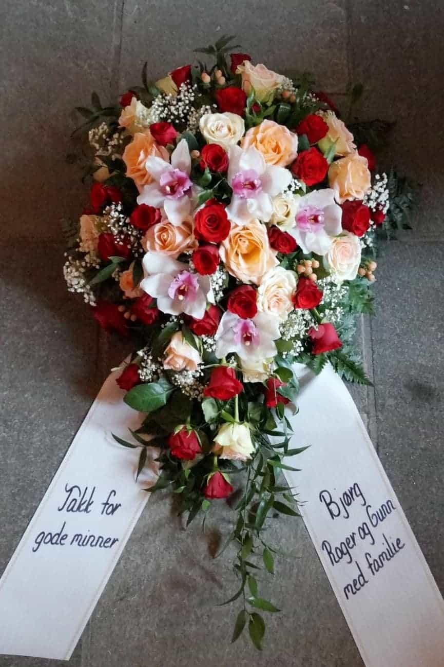 Dekorasjon blomster 35