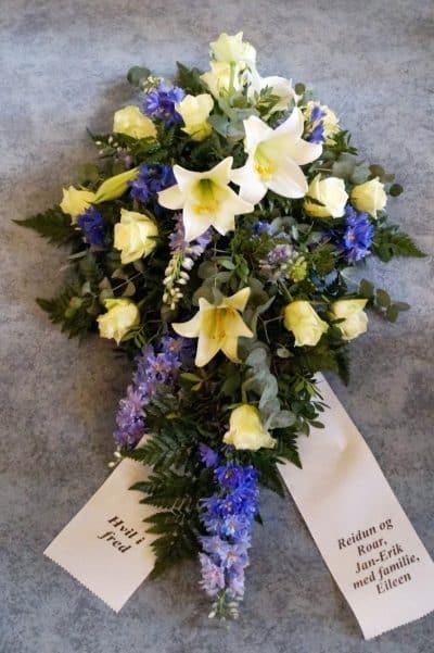 Dekorasjon blomster 36