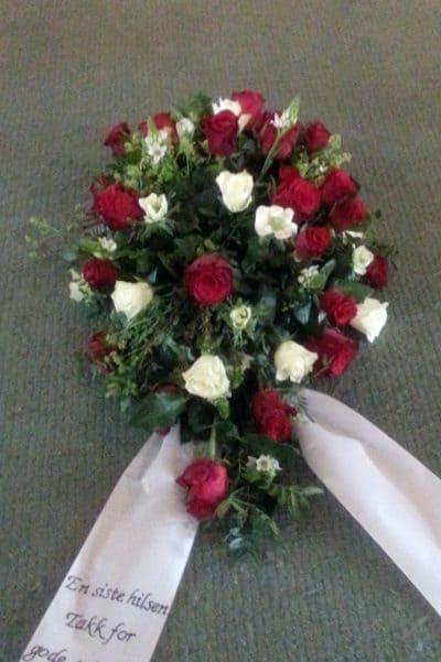 Dekorasjon blomster 38