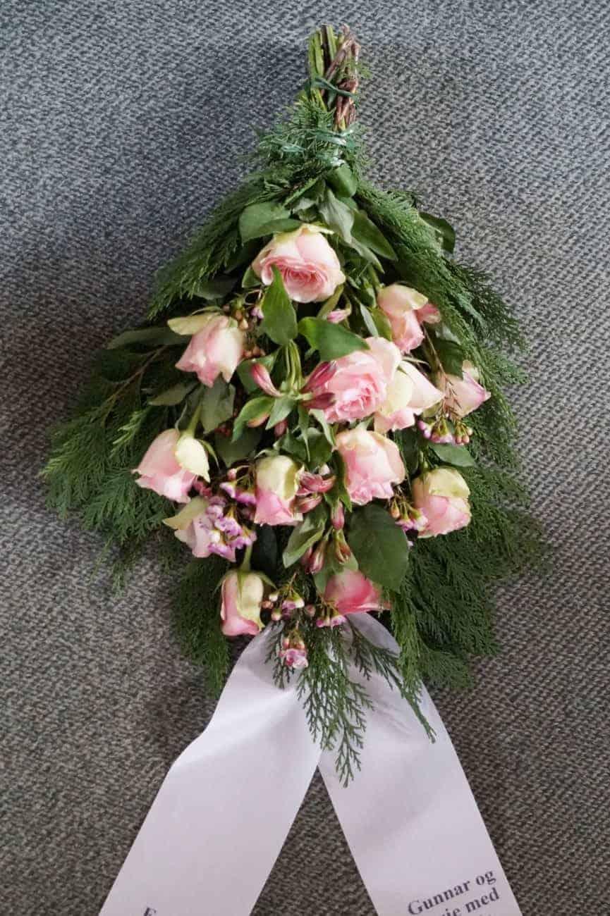 Dekorasjon blomster 40
