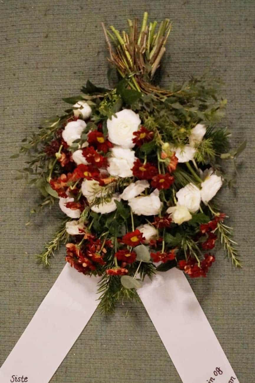 Dekorasjon blomster 44