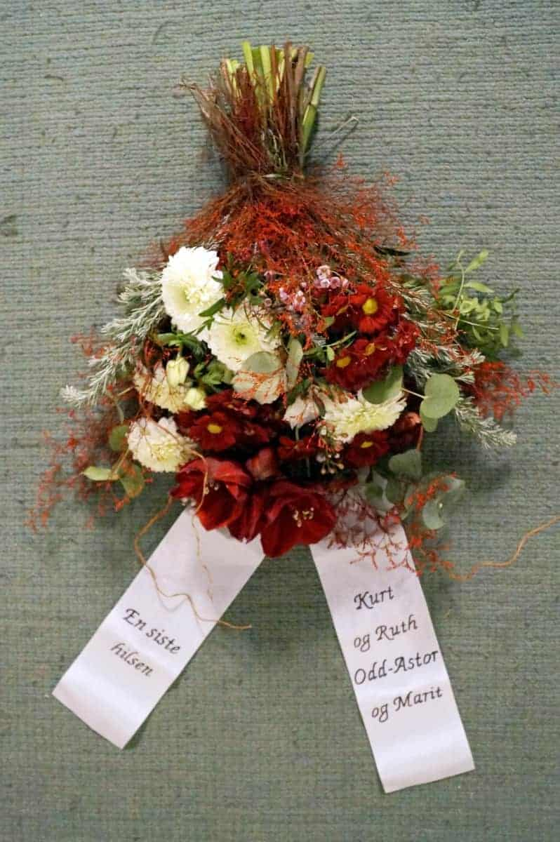 Dekorasjon blomster 45