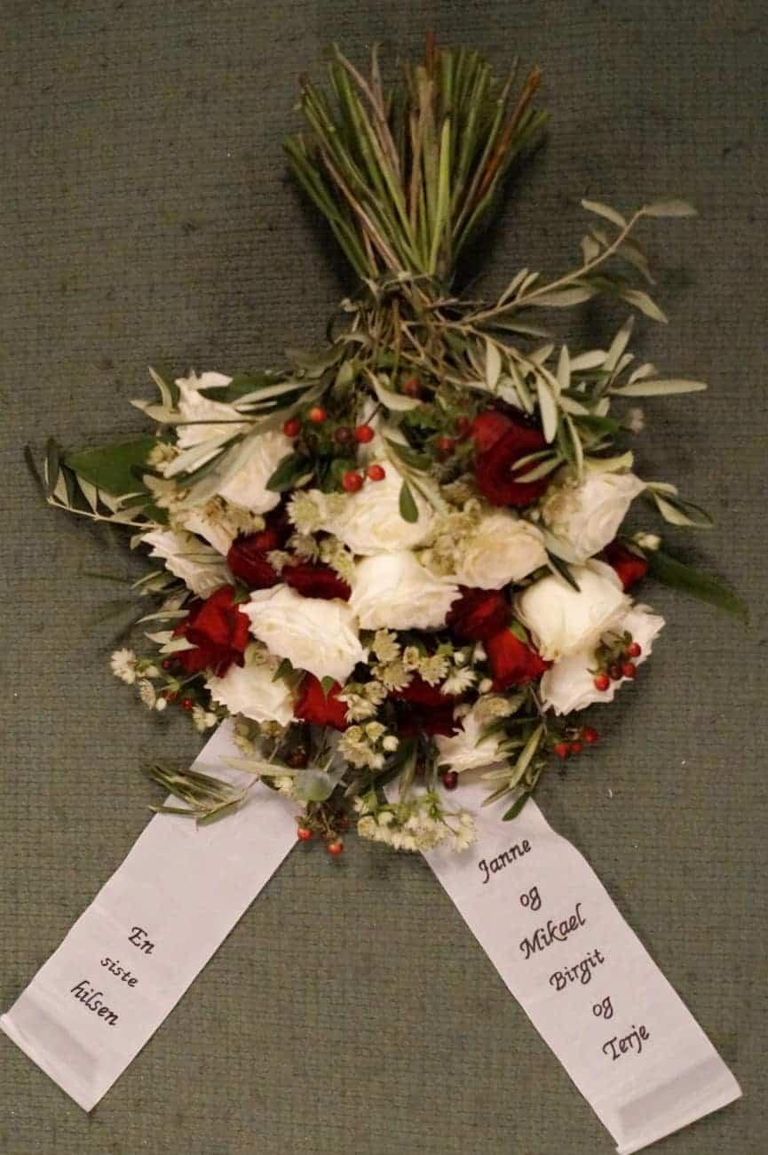 Dekorasjon blomster 46