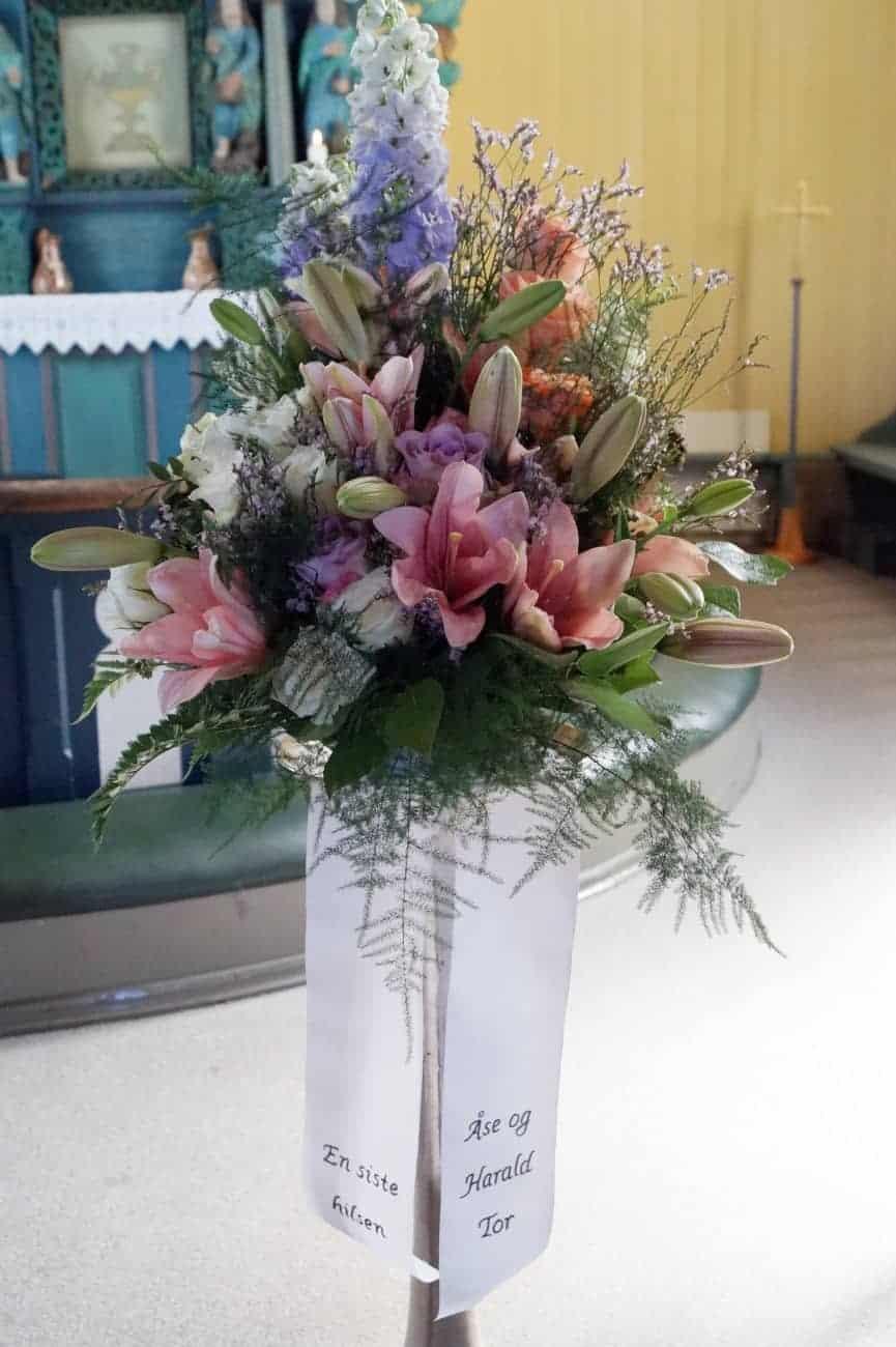 Dekorasjon blomster 48