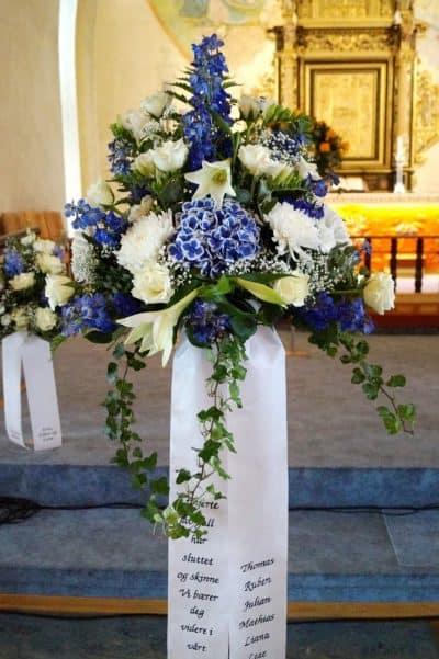 Dekorasjon blomster 50