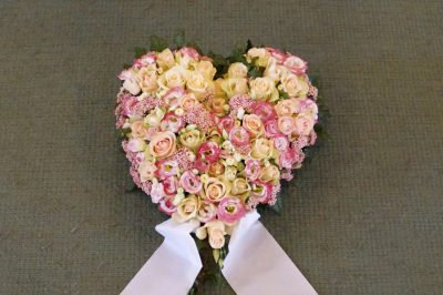Hjerte blomster 01