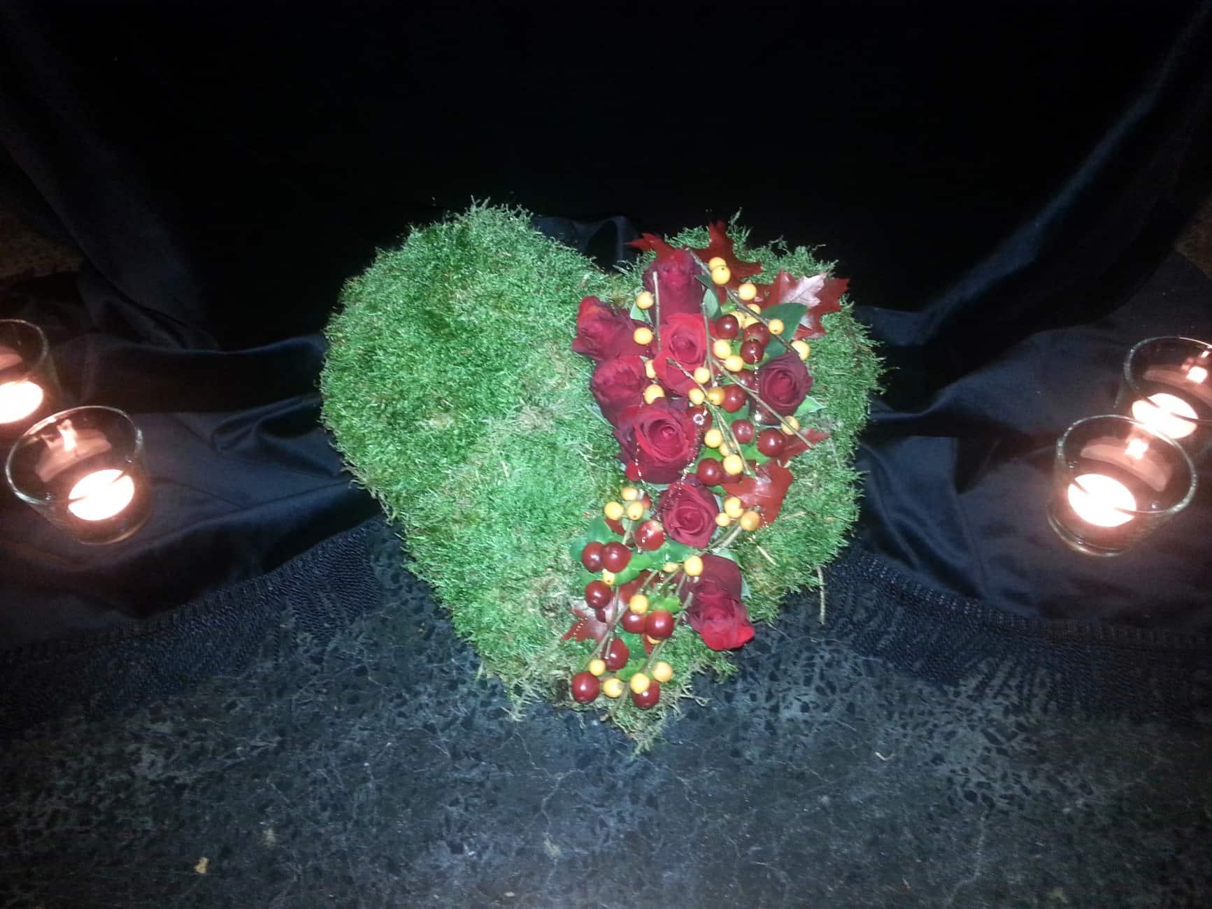 Hjerte blomster 03