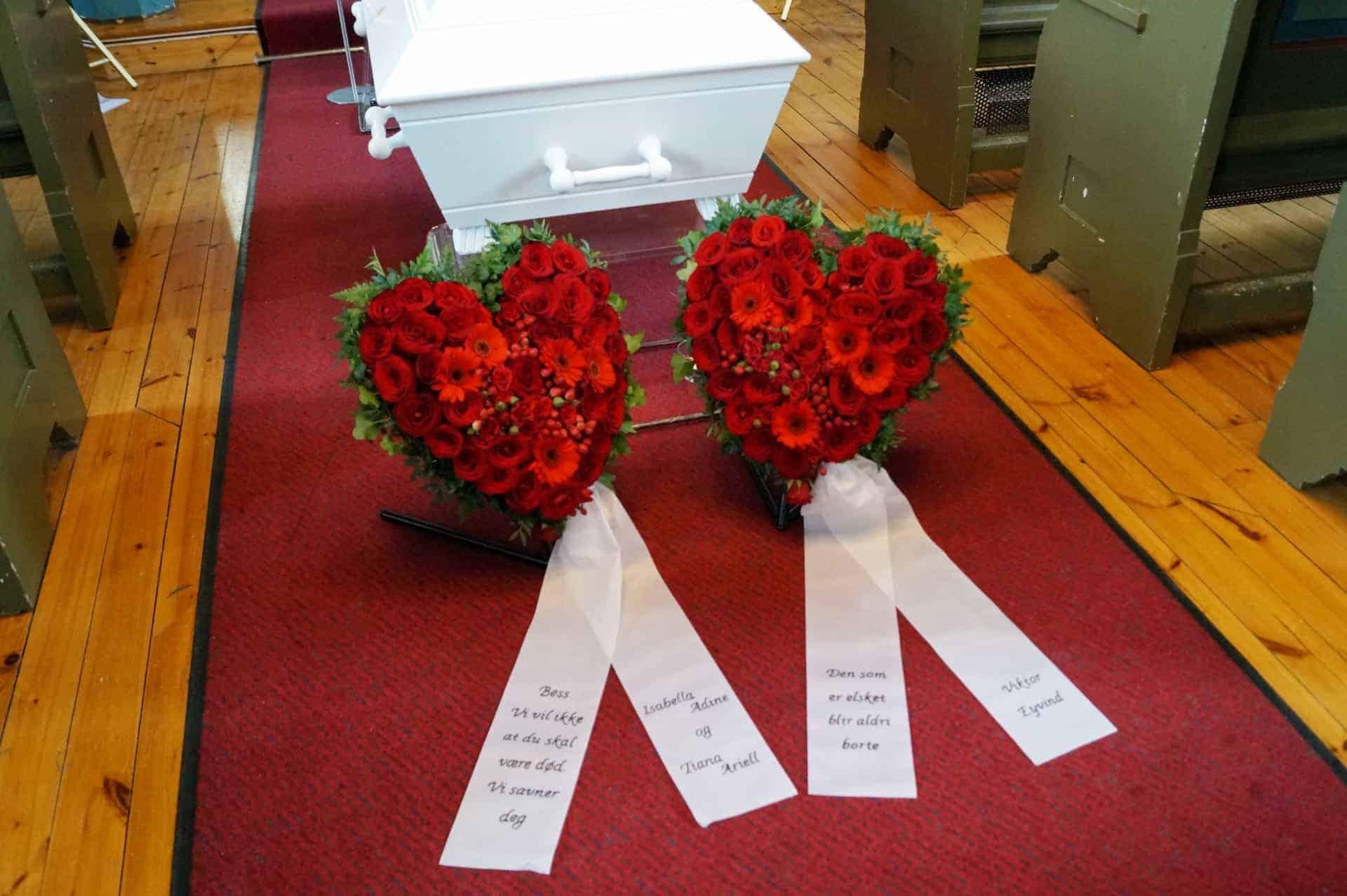 Hjerte blomster 18