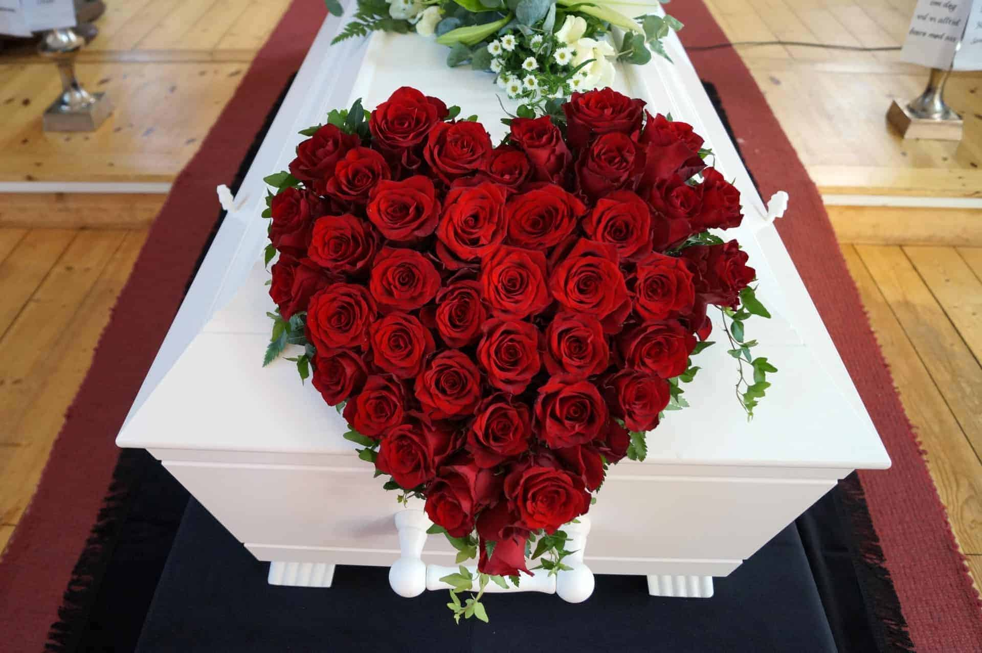 Hjerte blomster 19
