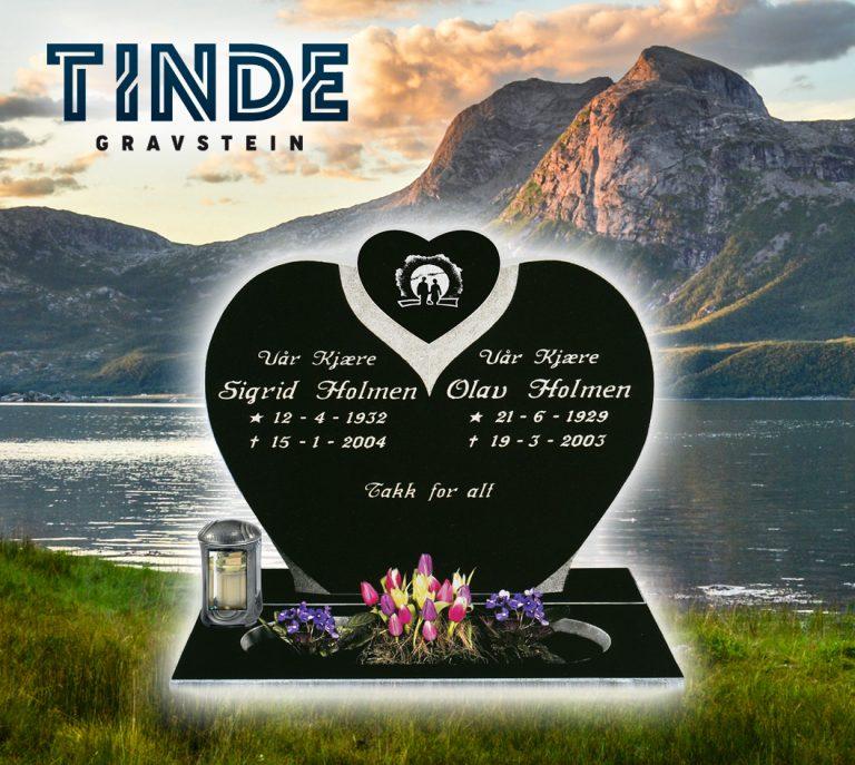 Tinde Gravstein